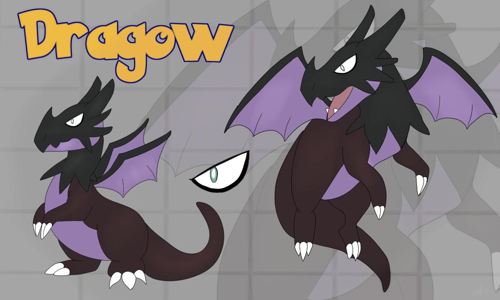 [Fakemon Friday] Dragow