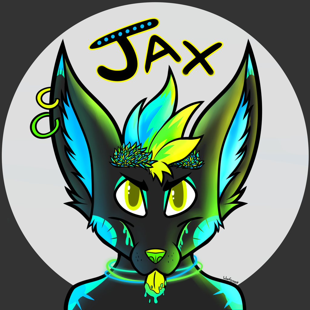 Most recent image: Jax - Bleppy Icon