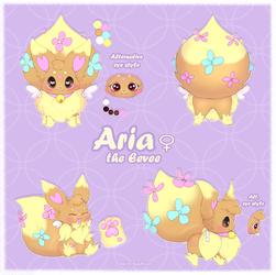 Aria the Eevee!