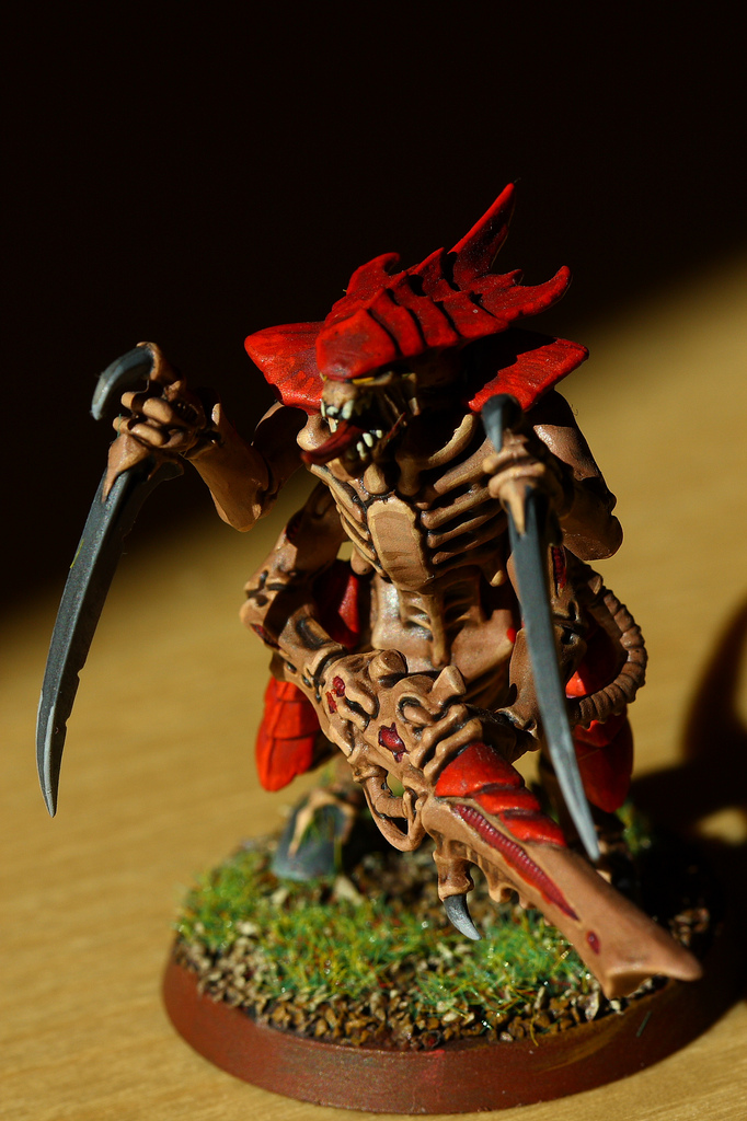 Tyranid Warrior 2