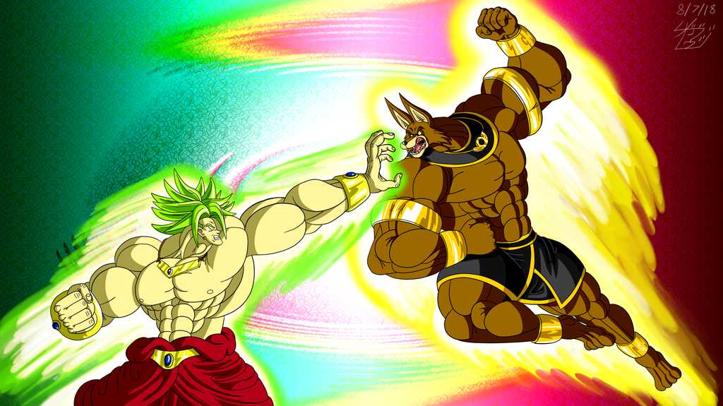 Battle of the Power Mad