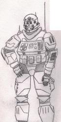 """DE """"Vigor"""" Army Infantryman"""