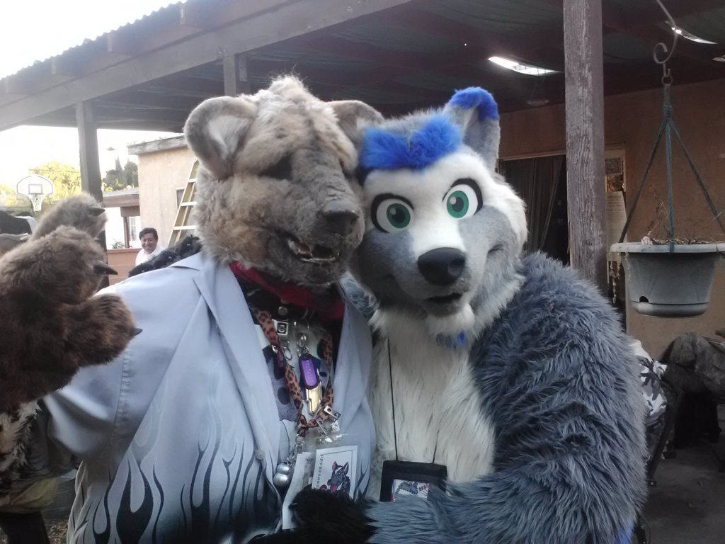 Most recent image: I AM SO HAPPY TO HAVE MY G-HYENA