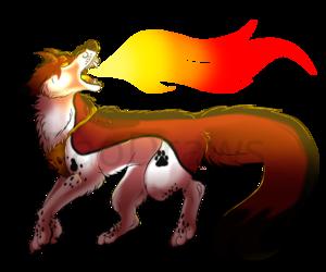 Insinious Goddess of Flames