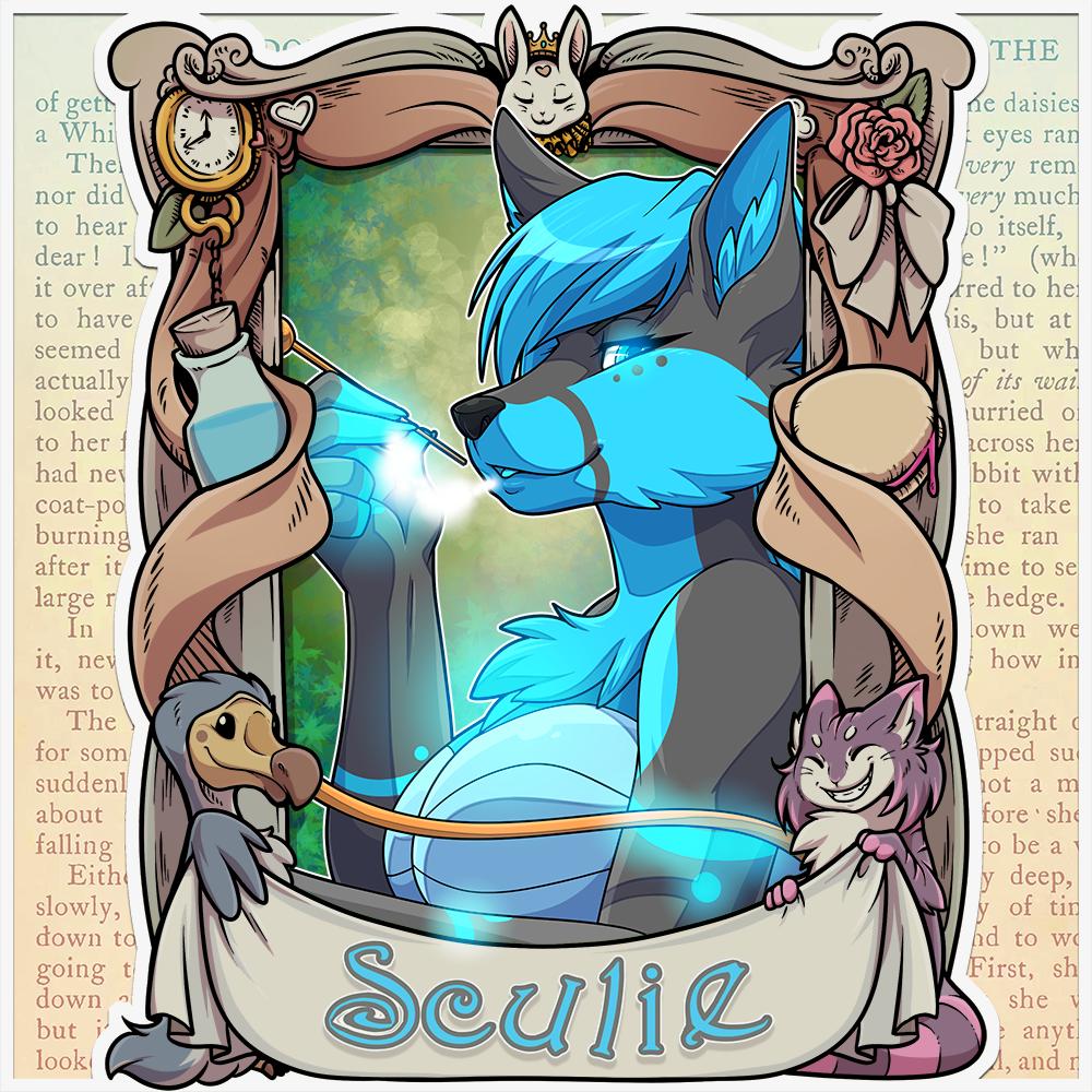 Confuzzled 2015: Sculie