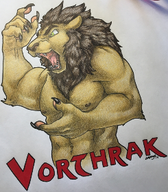 Vorthrak of the House of Mordrin