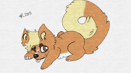 Eevee Pup