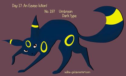 Pokeddex 2015 17: Umbreon