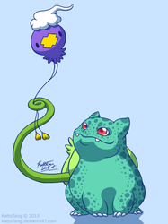 Birthday Bulba Balloon