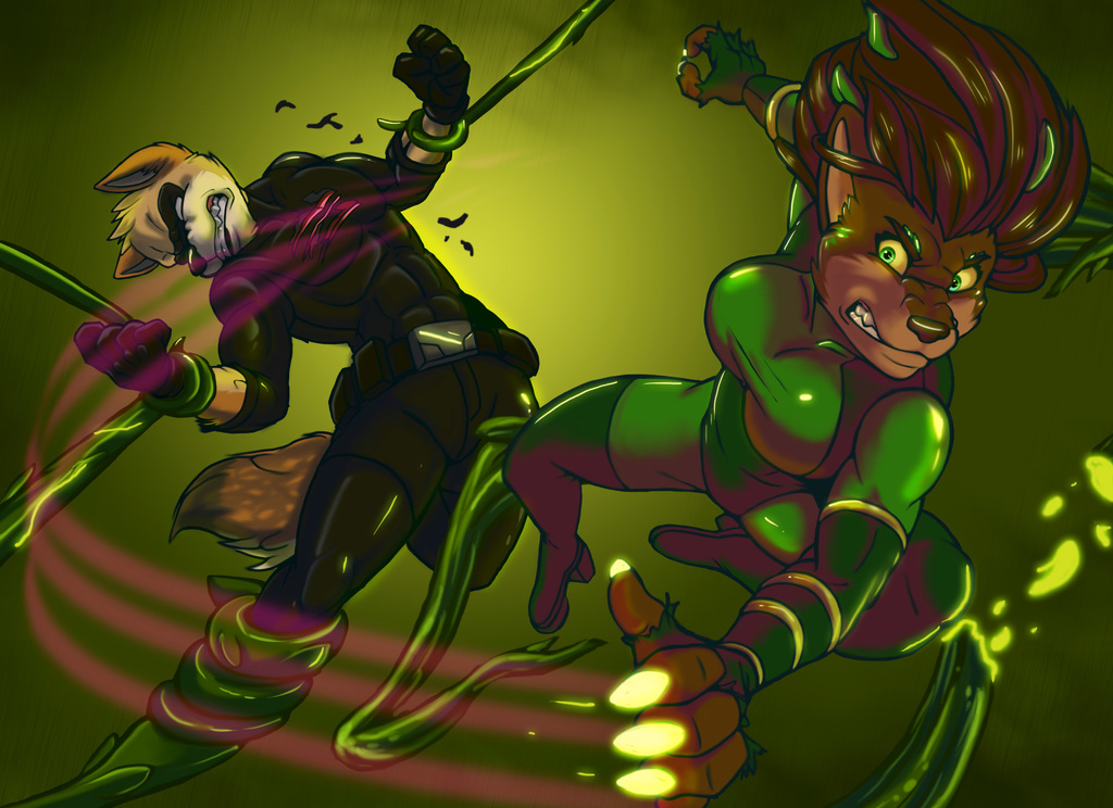 No more GAMES! (Commission Art)