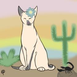Spring Time YCH: Lizardpaw