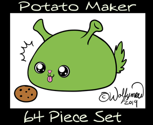 Custom Potato Maker $5