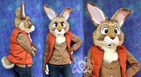 Bunny Partial Suit (for Sale) 2