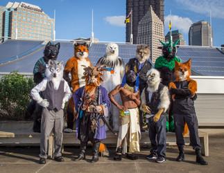 Clockwork Creature Group Anthrocon 2017