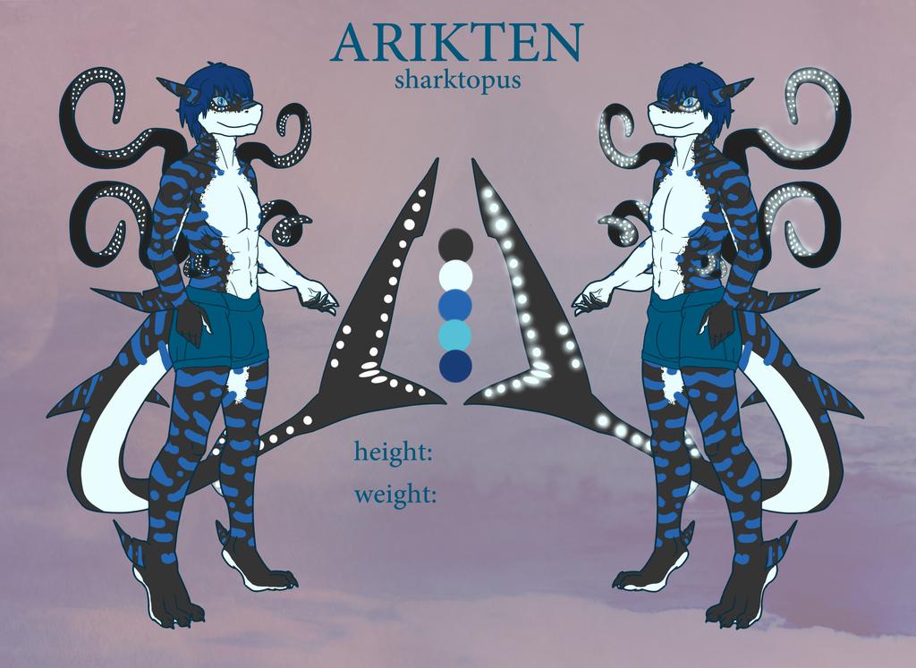Ref: Arikten the Sharktopus