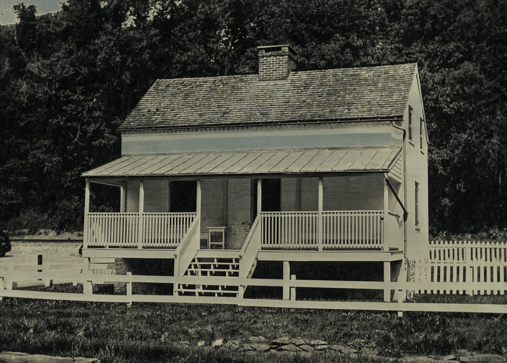 Lander Lock House