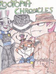 zootopia chronicles poster