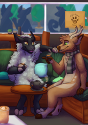 Two for Tea By TonkineseDragon