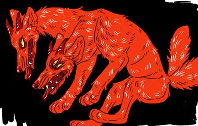 fox monster