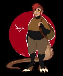 Xaya the Druid