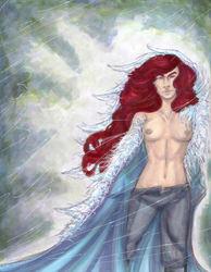 The Russian Goddess of Winter