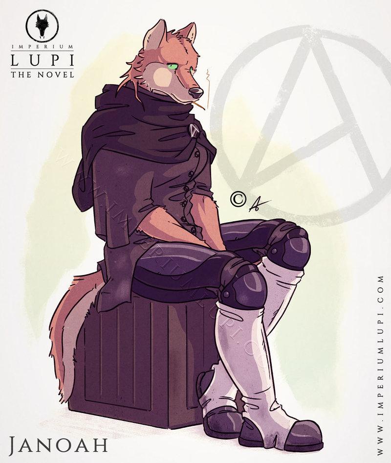 Imperium Lupi - Janoah Valerio