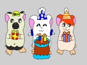 Happy Birthday Bijou!