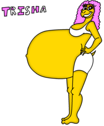 Pregnant Street Koopa: Trisha Koopa