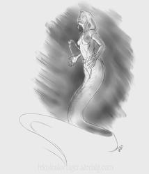Sketch Stream Sketch: Maggie