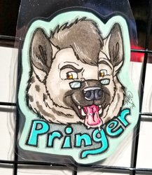 Pringer Badge