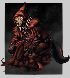 Eldanoth demon of revenge and deception