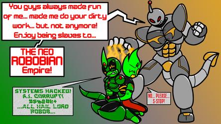 The Dawn of Neo Robobia!