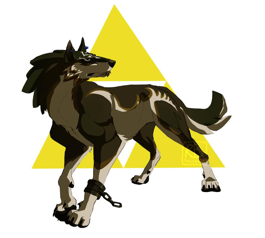 Image result for wolf link