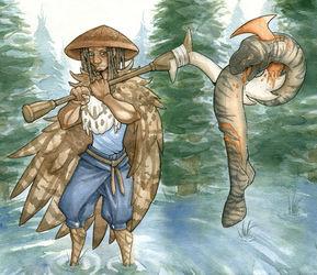 Deepwater Waders
