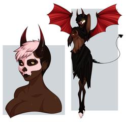 Demon AU thing??
