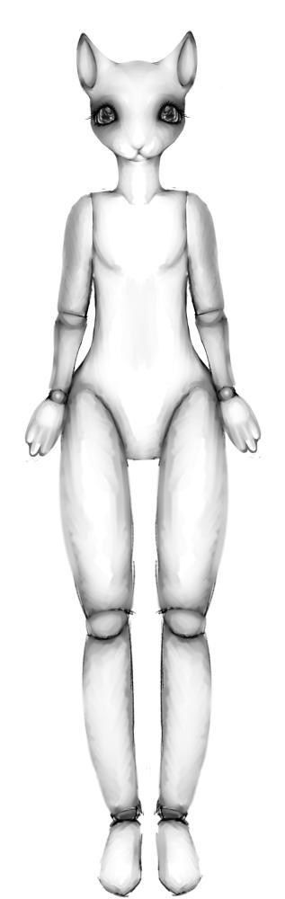 catty doll