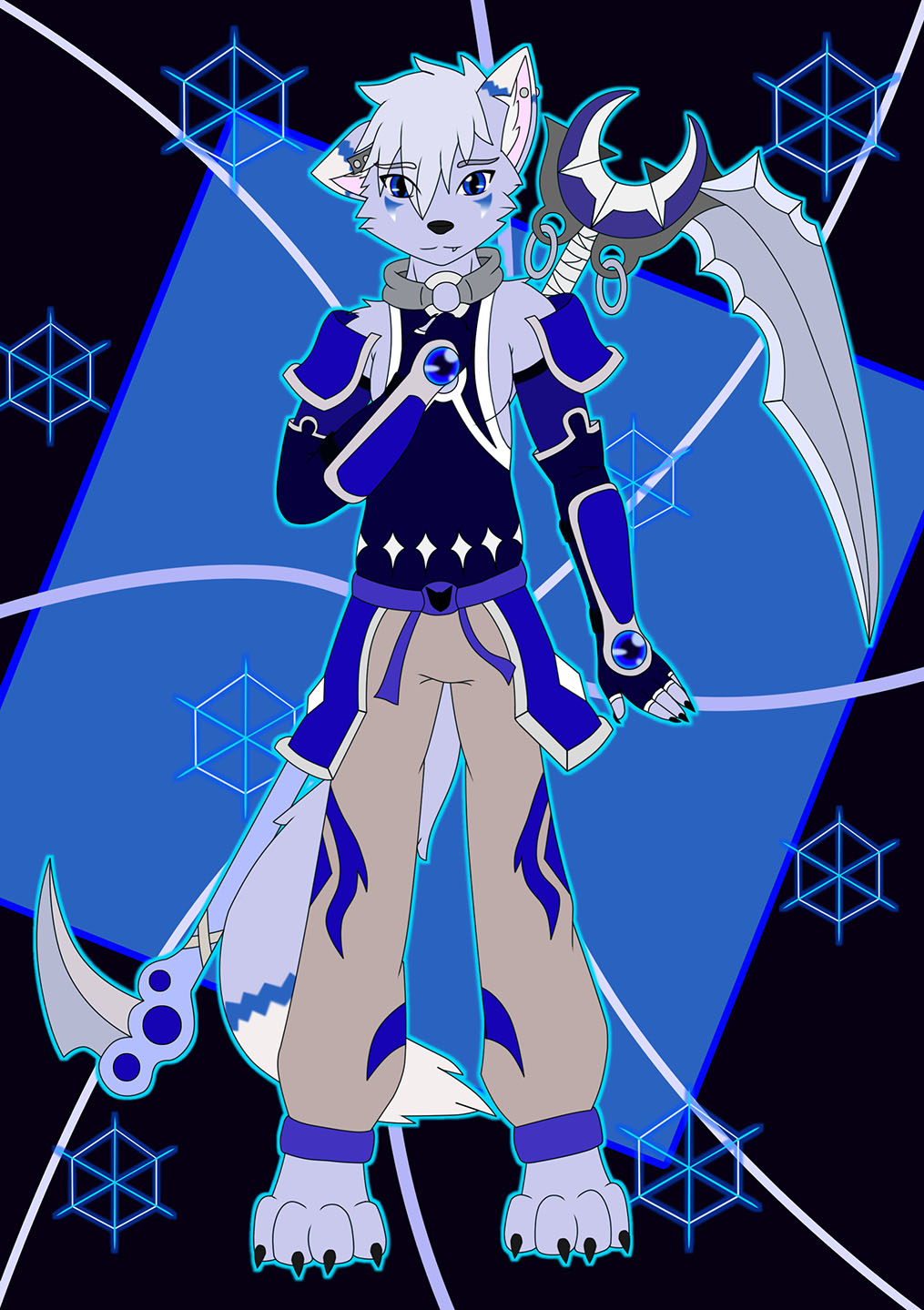 Most recent image: Frost: Crescent Hunter