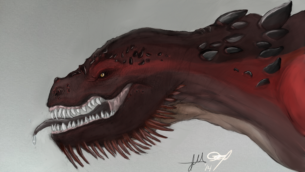 Most recent image: Monsterous Dragon