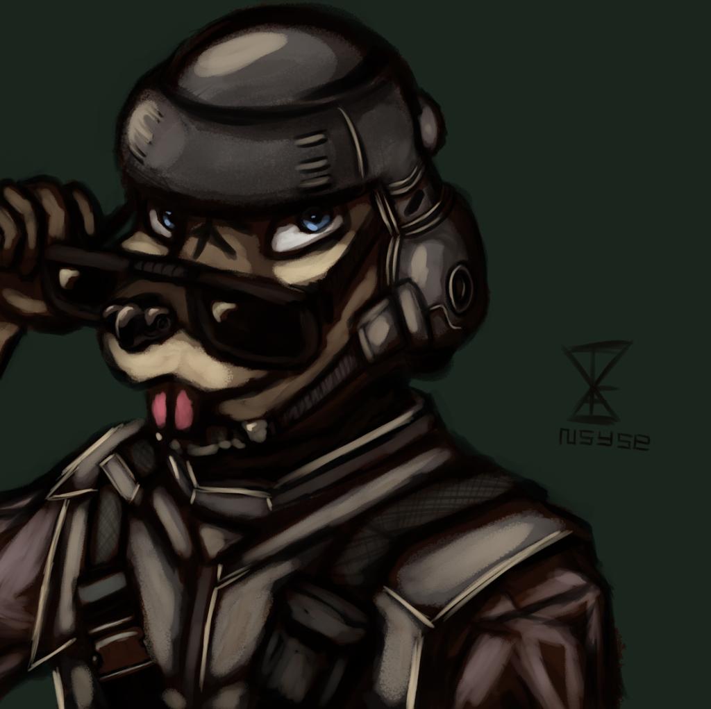 Starship Trooper Otter