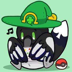 Wee burd icon ~ by Kiguren