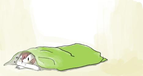 sad blankets
