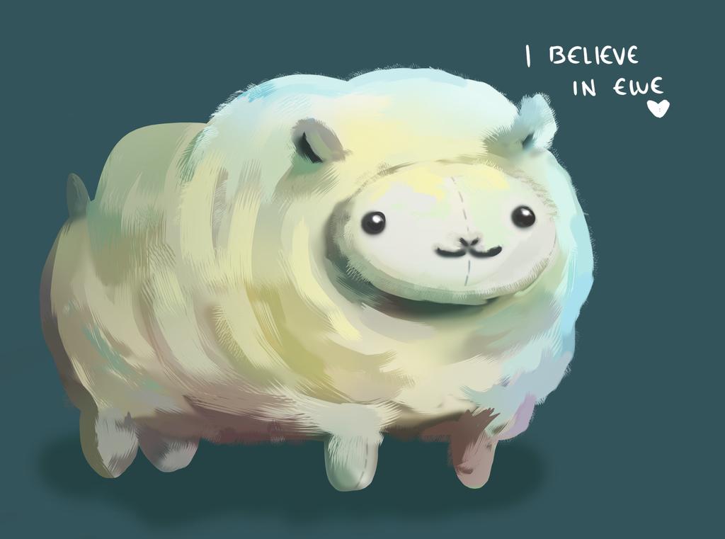 I Believe in Ewe