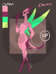 Adoptable: Cherry Fairy