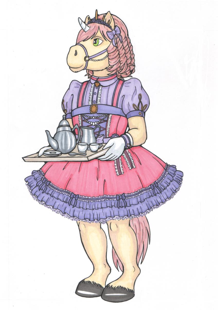 Tea, Mistress?