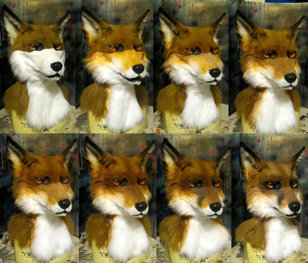 rf red fox airbrush timeline