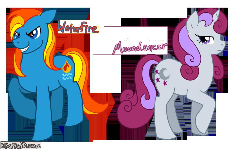 FIM Waterfire & Moondancer
