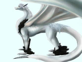 Shirosaki dragon thing