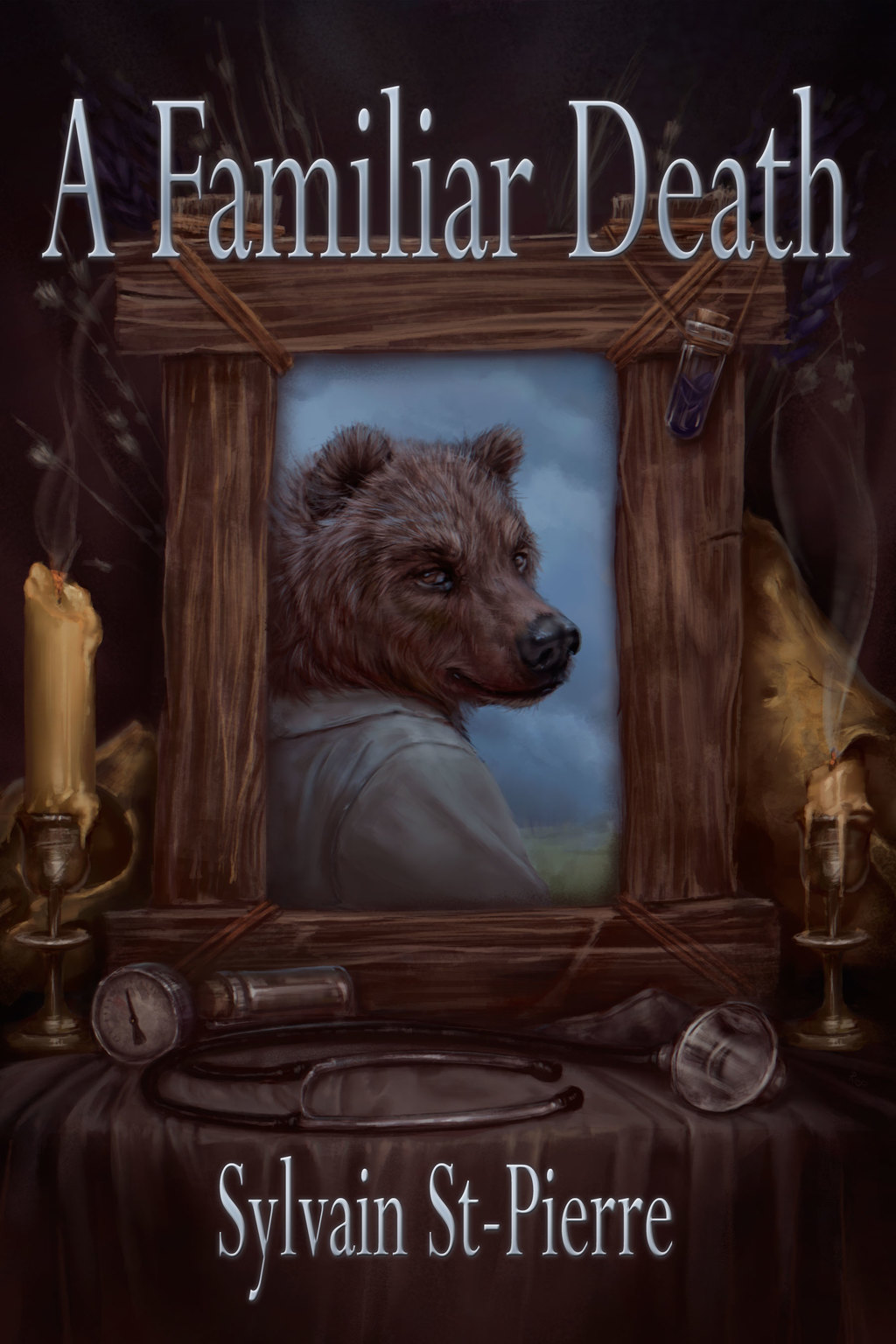 A Familiar Death, is now available for Pre-Order