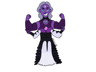 Personal art (Purple Kunzite)