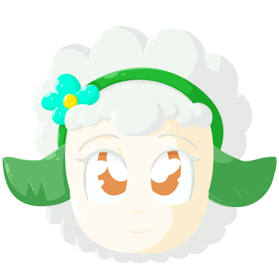 Plant Sheep Lady